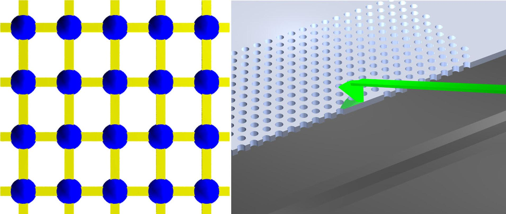 Nanophotonic structure